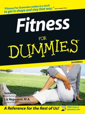 cover image of Fitness For Dummies