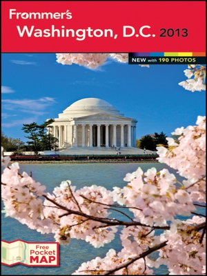 cover image of Frommer's Washington, D.C. 2013