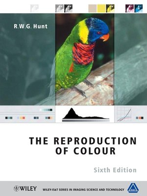 cover image of The Reproduction of Colour