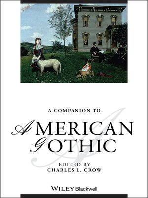 cover image of A Companion to American Gothic
