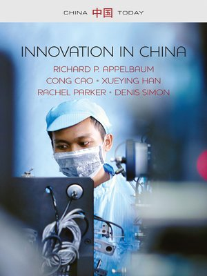 cover image of Innovation in China
