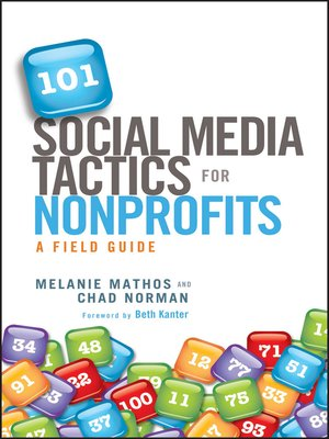 cover image of 101 Social Media Tactics for Nonprofits