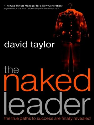 cover image of The Naked Leader
