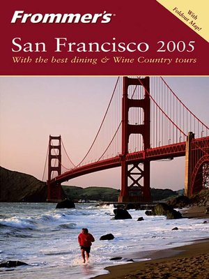 cover image of Frommer's San Francisco 2005