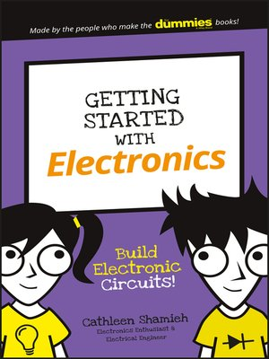 cover image of Getting Started with Electronics