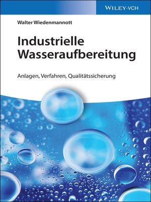 cover image of Industrielle Wasseraufbereitung