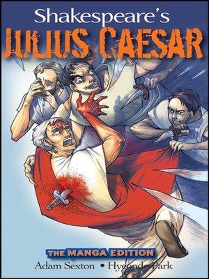 cover image of Shakespeare's Julius Caesar