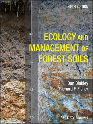 cover image of Ecology and Management of Forest Soils