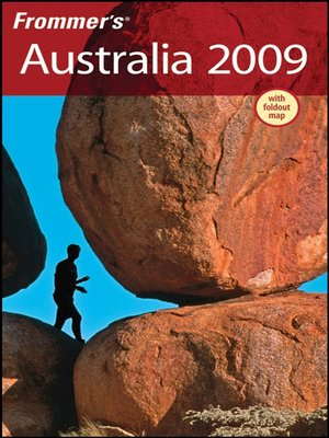 cover image of Frommer's Australia 2009