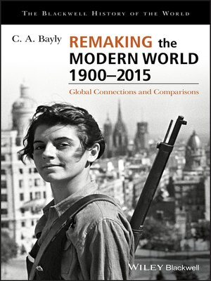 cover image of Remaking the Modern World 1900--2015