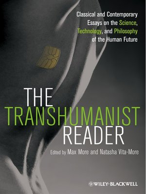 cover image of The Transhumanist Reader