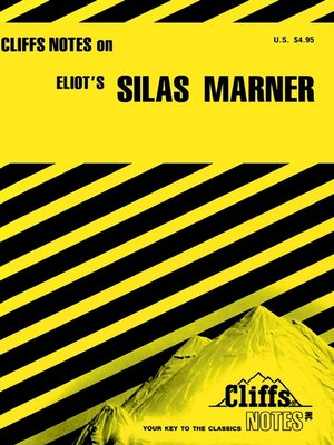 cover image of CliffsNotes on Eliot's Silas Marner