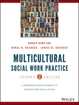 cover image of Multicultural Social Work Practice