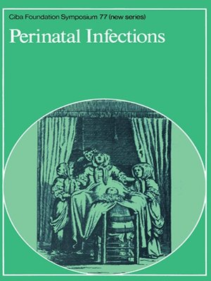 cover image of Perinatal Infections