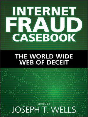cover image of Internet Fraud Casebook