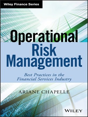 cover image of Operational Risk Management