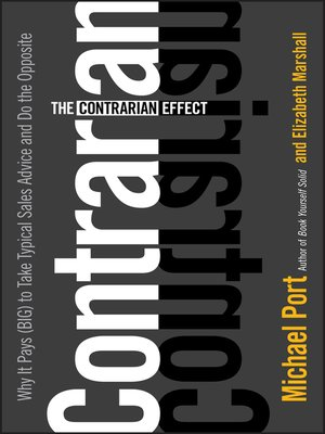 cover image of The Contrarian Effect