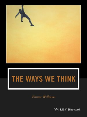 cover image of The Ways We Think