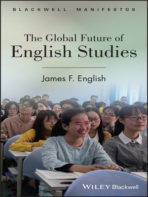 cover image of The Global Future of English Studies