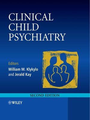 cover image of Clinical Child Psychiatry