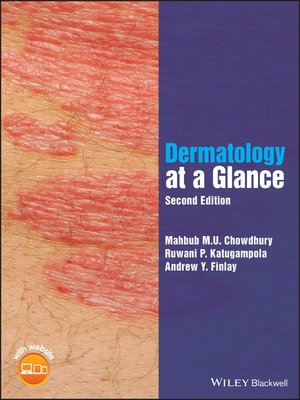 cover image of Dermatology at a Glance