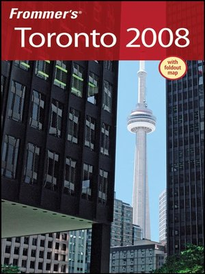 cover image of Frommer's Toronto 2008
