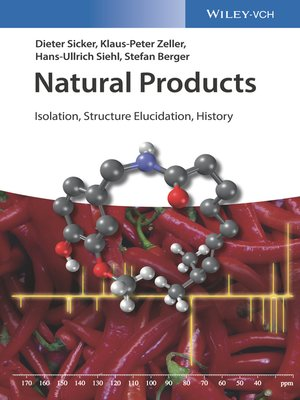 cover image of Natural Products