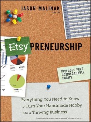 cover image of Etsy-preneurship
