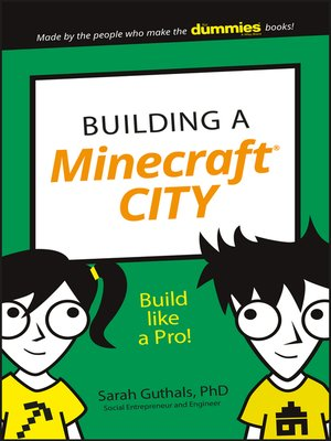 cover image of Building a Minecraft City
