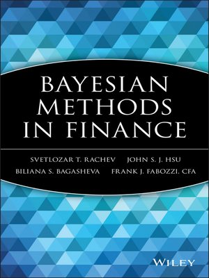 cover image of Bayesian Methods in Finance