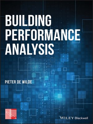 cover image of Building Performance Analysis