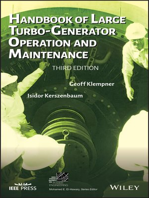 cover image of Handbook of Large Turbo-Generator Operation and Maintenance