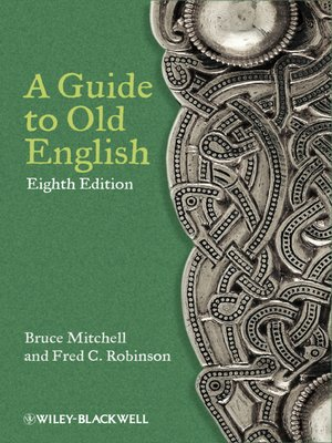 cover image of A Guide to Old English