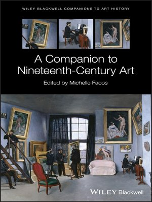 cover image of A Companion to Nineteenth-Century Art