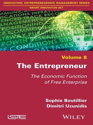 cover image of The Entrepreneur