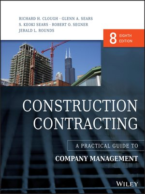 cover image of Construction Contracting