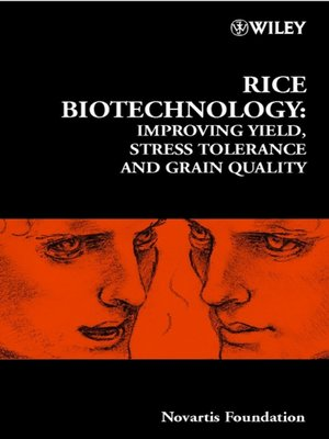 cover image of Rice Biotechnology
