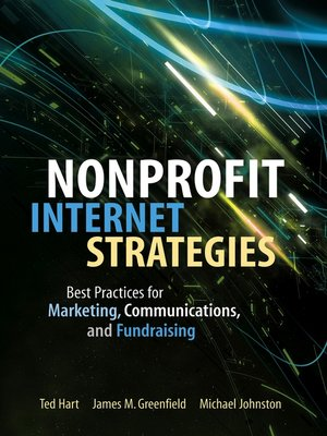 cover image of Nonprofit Internet Strategies