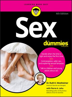 cover image of Sex For Dummies