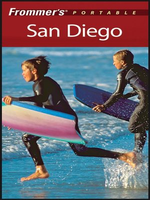 cover image of Frommer's Portable San Diego