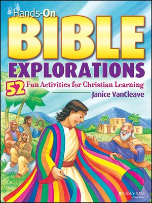 cover image of Hands-On Bible Explorations