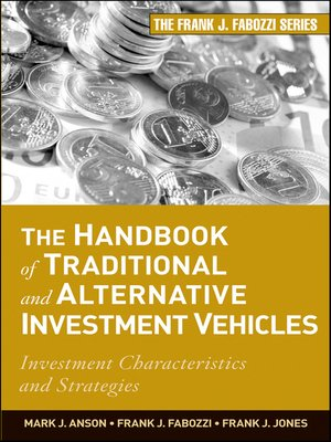 cover image of The Handbook of Traditional and Alternative Investment Vehicles