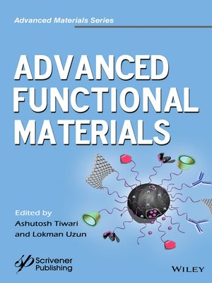 cover image of Advanced Functional Materials