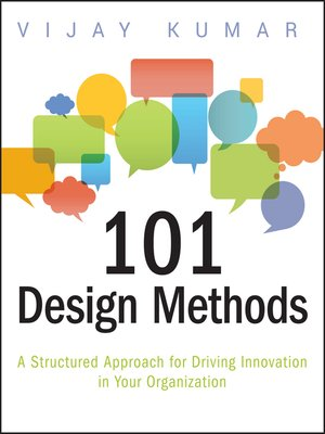 cover image of 101 Design Methods