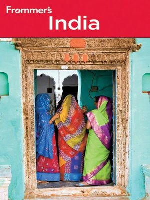 cover image of Frommer's India