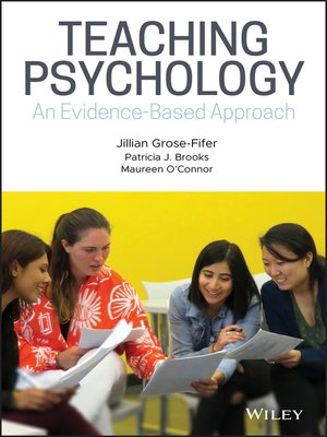 cover image of Teaching Psychology