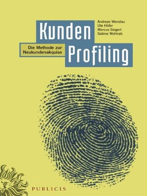 cover image of KundenProfiling