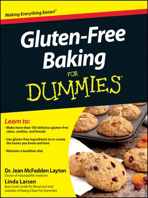 cover image of Gluten-Free Baking For Dummies