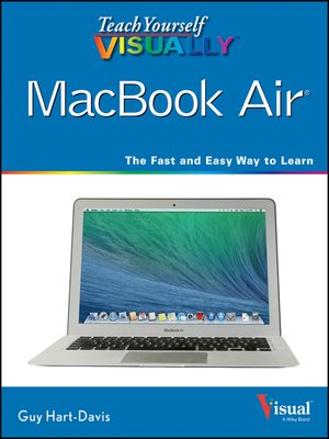 cover image of Teach Yourself VISUALLY MacBook Air