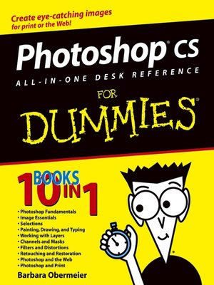 cover image of Photoshop CS All-in-One Desk Reference For Dummies